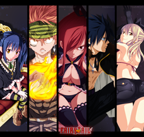 Fairy Tail Cover - Collab by i-azu
