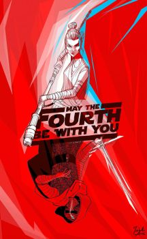 May the 4th by merry-zazoue