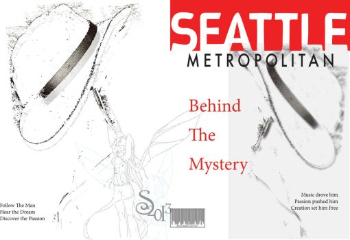 Seattle Metro-Mag Mock by Jessydrish