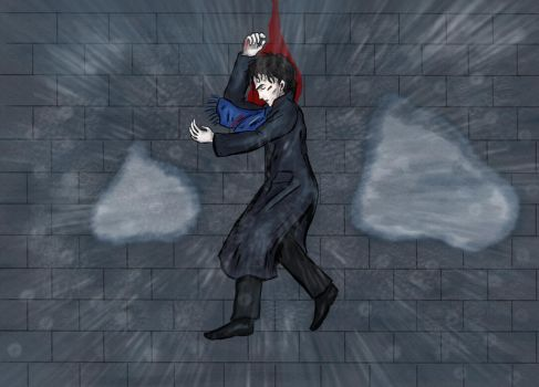 The Reichenbach Fall by Linka-Neo