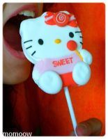 hello kitty by Momoow