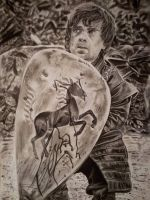 Tyrion Lannister by mchofmann