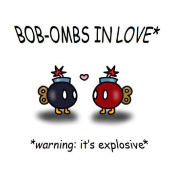 Explosive Love by kaggy009