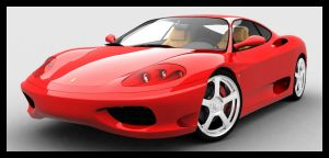 Ferrari 360 Modena by Rookie-