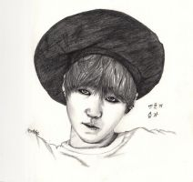 Suga by wundrfool
