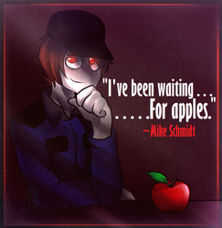 ~Five Nights At Mike's~ by The-Star-Hunter
