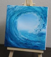 Mini Wave #1 by crazycolleeny