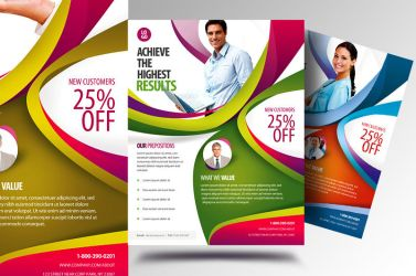 Business Flyer by satgur