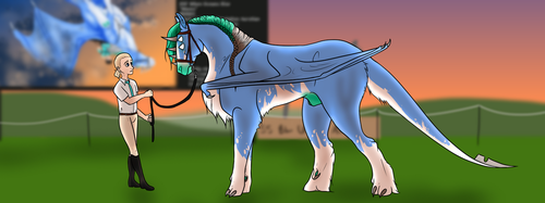 Whatta Stud [Competition Entry] by Rising-Star-Farm