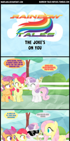 Rainbow Tales: The Joke's on You by Narflarg