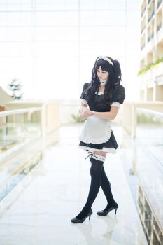 Maid Rin 2 by kazeplay