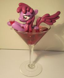 Berry Punch Martini Pony! by EarthenPony