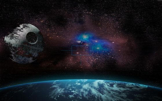 Death Star by ezio