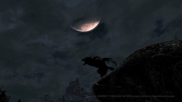Howl at the Moon by JeremyShane