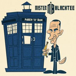 Ninth Doctor by marisolivier