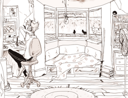 room by cremena