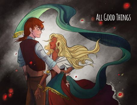 All Good Things [Sybal Heim RP] by Leunbrund