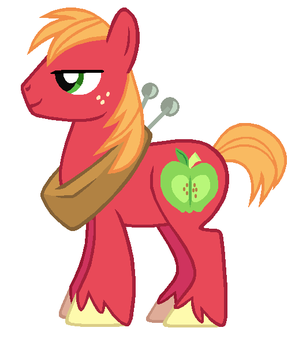 Big Macintosh by Durpy
