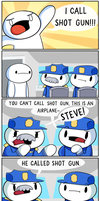 Shot-Gun by theodd1soutcomic