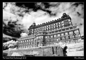 The Grand Hotel Scarborough by richardldixon