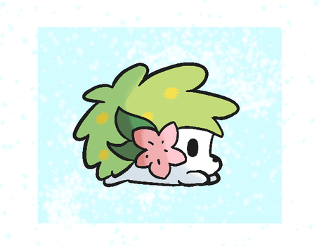 Shaymin by Squirt5764