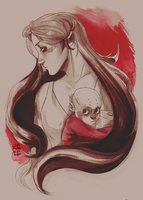 the mother by Karoline-13