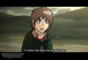 Seto: I'll rather die than live as a burden by The-Doodle-Ninja