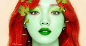 Lee Sung-hyung as poisonivy II by MsLiang