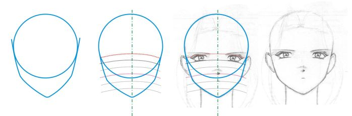 Head construction by SEINICK