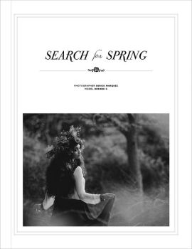 { Search for Spring } by derkgs