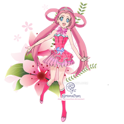 gift : Pretty Cure Feelie by GrisouChan