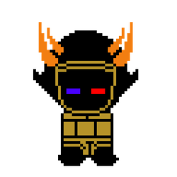 The Yiioniic Sprite by Cabbt