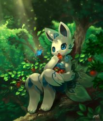 SYNC: Fox and the Butterfly by TysonTan