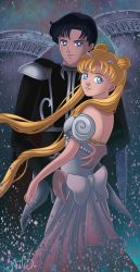 Serenity and Endymion by OriginStory