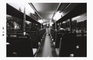 in the bus by bumorticc