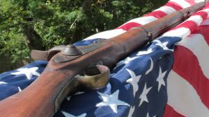 Enfield Musket by ShadowGyrlBrice