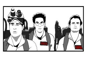 Ghostbusters by markwilson85