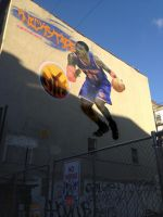 Iman Shumpert NYC Building Manipulation by Sanoinoi