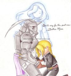 FullMetal: Shared Grief by MilesTailsPrower-007