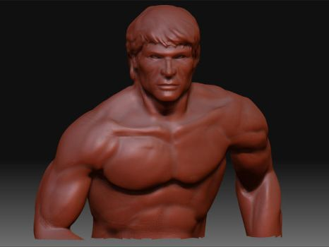 He-Man WIP by renatothally
