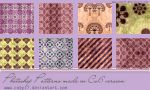 Vintage Faded Patterns. by Coby17