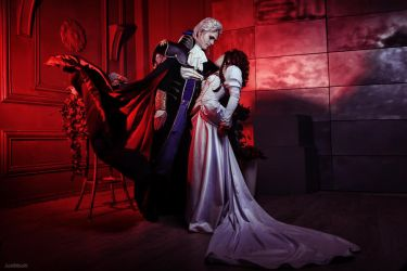 VHD Bloodlust: I will take you away from here by ElenaLeetah