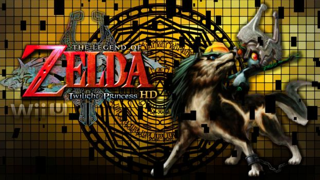 TLoZ Twilight Princess HD | Wolf Link by Link-LeoB