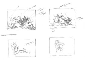 Preliminary sketches by Owen2012