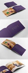 Hotel Brochure Template by andre2886