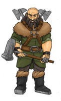 Dwalin by DomEddi