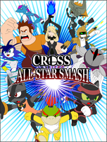 SSB4 WII U: Crossover Prodigy (Incomplete) by LucarioShirona
