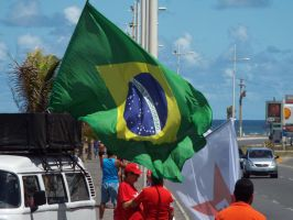 No coup in Brazil flagging by argemirogarcia