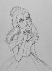 Belle WIP 1 by Diamond-Master
