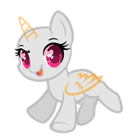 Base 2 - Chibi by Cheschire-Kaat